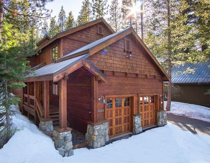 Mountain Family Oasis in Tahoe Donner