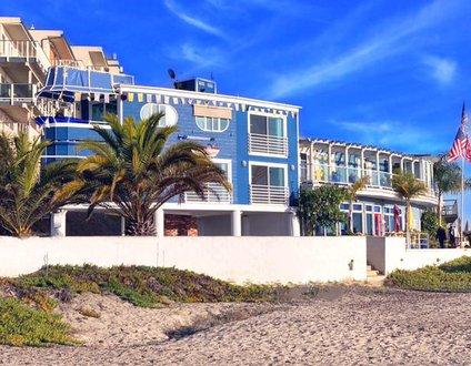 Aptos Beach Drive Boat House