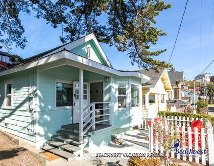 Cherry Cottage in Capitola - monthly rental