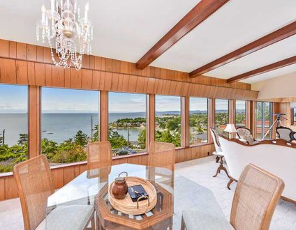Barkley Manor Executive -The best spectacular views you can find in Victoria are from the Barkley Manor Executive.