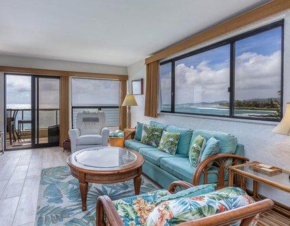 Poipu Shores 207A Oceanfront Sanctuary