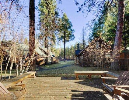 Metolius River Resort Cabin 11
