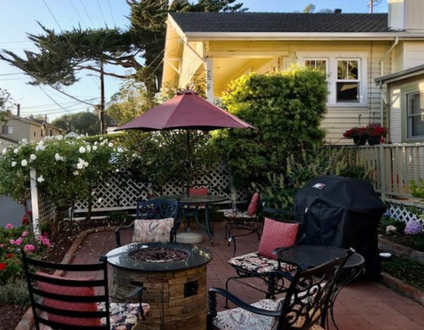 Historic Victorian Capitola Village Rental #1