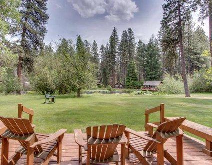 Metolius River Resort Cabin 5