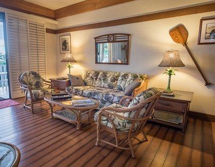 Kiahuna 330 Tropical Oasis
