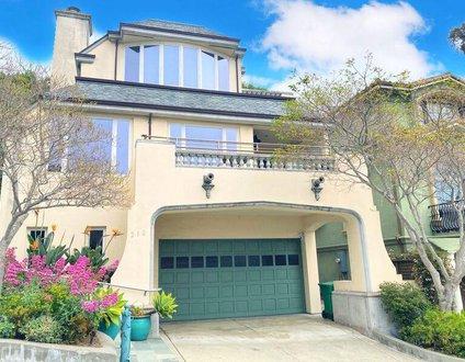 Oceanview Luxury Capitola Monthly Rental
