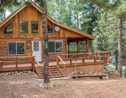 Duck Creek Cozy Cabin