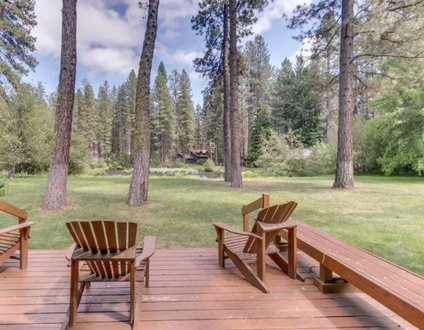 Metolius River Resort Cabin 7
