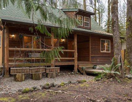 Barlow Trail Cabin