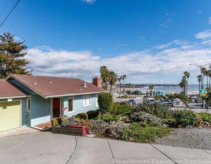 Santa Cruz Wharf View