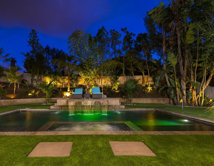 Palm Canyon Paradise | Serene Getaway with Pool, Hot Tub, Mini-Golf in Backyard!