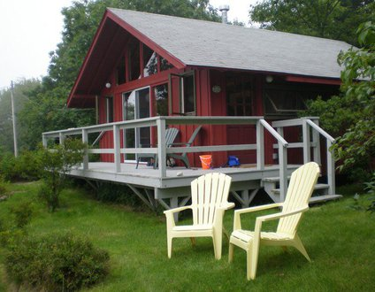 Blackberry Cove Cottage | Indian Point | Georgetown | Private Beach Front | Pet Friendly |