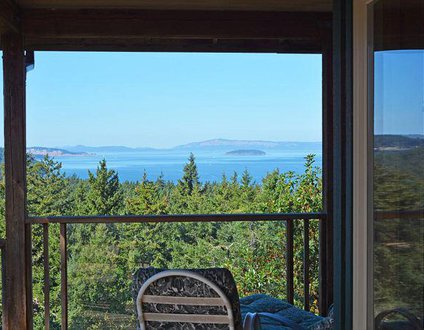 San Juan Island, Where Eagles Soar