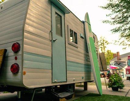 Glamper Camper
