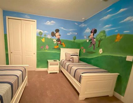331-Luxury Villa w/POOL & SPA By Disney
