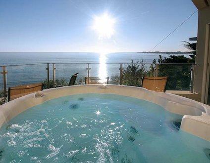 104/Million Dollar Ocean Views *Hot Tub/ Pet*