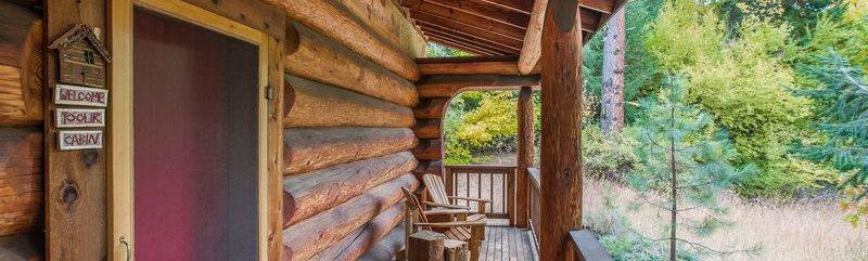 Bear Ridge Cabin Leavenworth