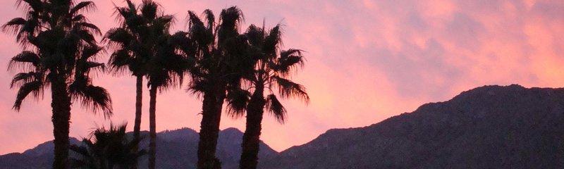 road trip Palm Springs